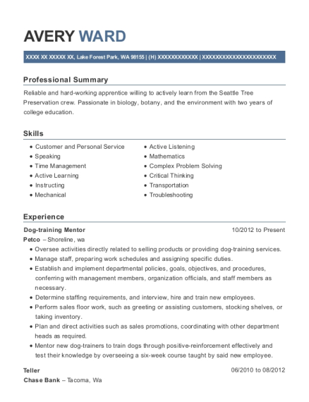 blue apron inc inventory control specialist resume sample