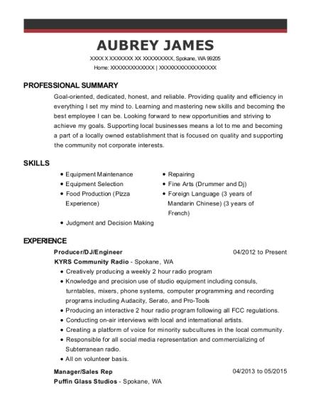 best usher resumes resumehelp