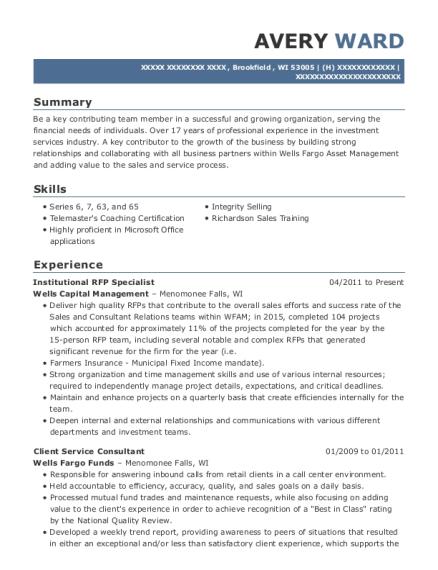 Unique Brookfield Asset Management Resume Photos - Best Resume ...